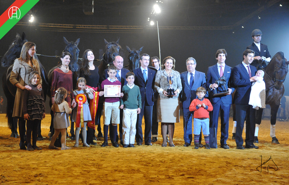 MEJOR GANADERÍA DE ESPAÑA SICAB 2013
